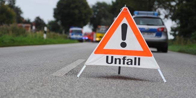Bild Verkehrsrecht Unfall